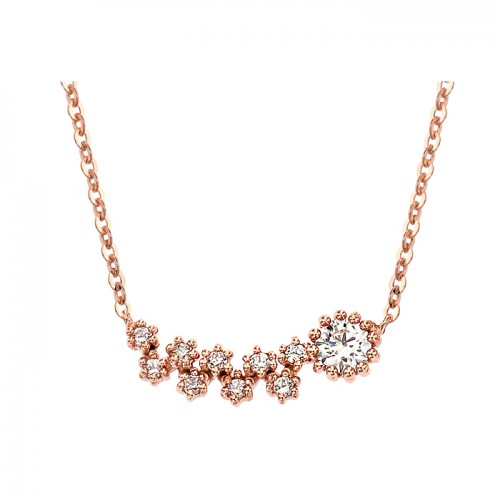 [14K Gold]레이첼 블룸 목걸이Rachal blum necklace j3226