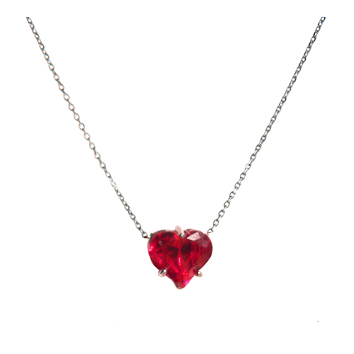 (silver92.5%)하트 핏 네클래스Heart Fit Necklace