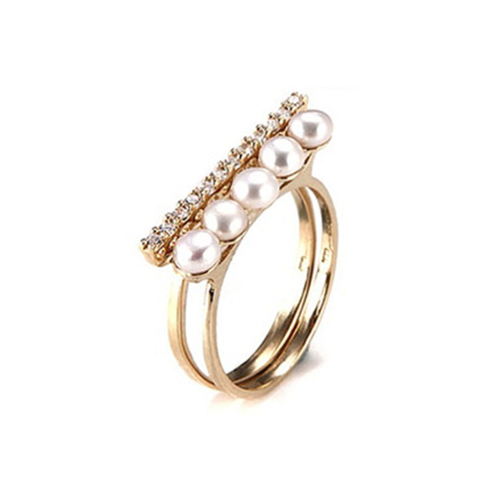 (Gold 14K)일마레 반지 14K Illmale Ring 14K