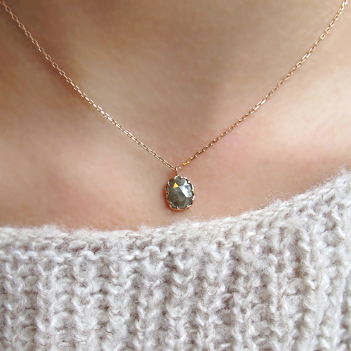 [14K Gold] 제넷 목걸이 Jennet Necklace no.37