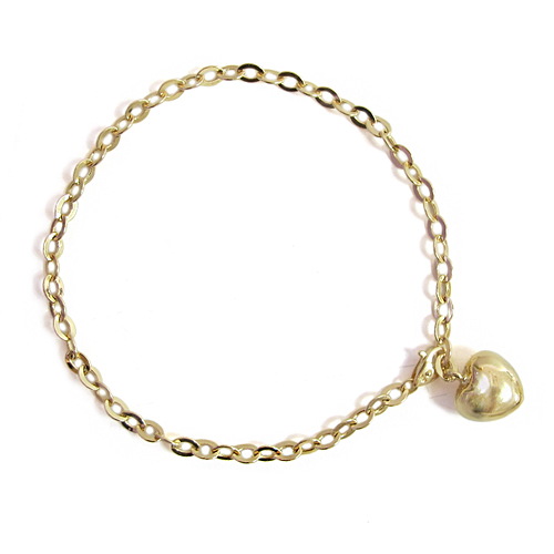[14K Gold]앳 하트 팔찌 at Heart Bracelet no.25
